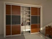 Кухни,  шкафы-купе,  перегородки  изготовим по индивидуальным размерам